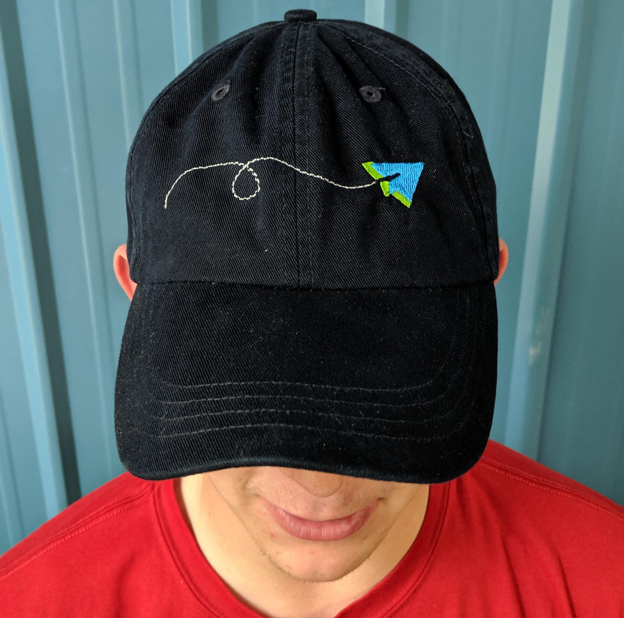 Hat shop navy